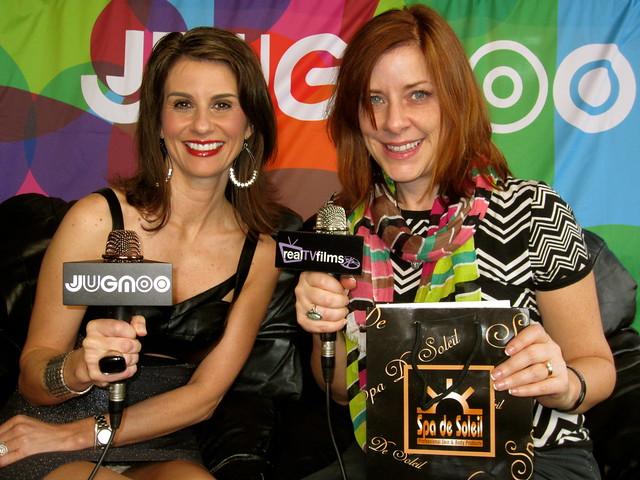 Lynn Maggio, Amy Greenlaw, Spa De Soleil Mobile Gifting