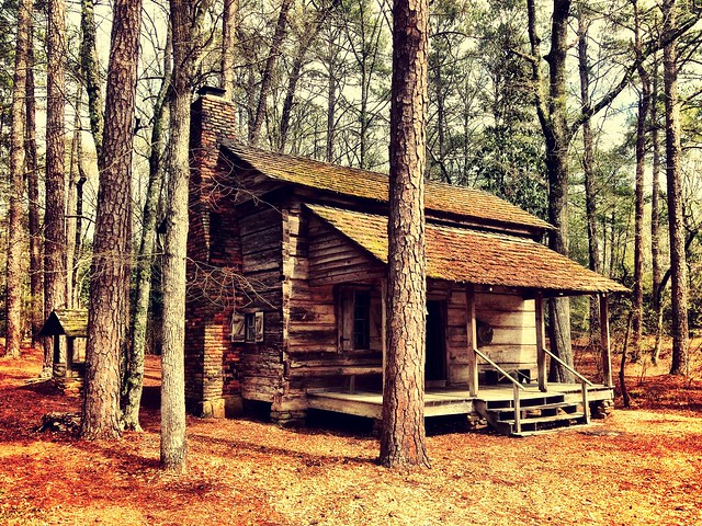 Callaway Gardens Old Cabin 1 Flickr Photo Sharing