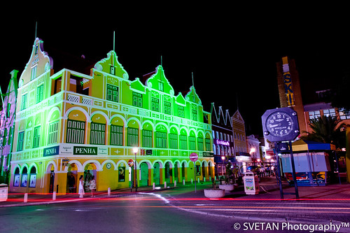 STREETS OF WILLEMSTAD