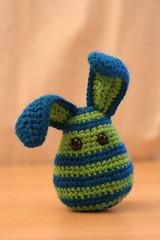 Twin bunny #1