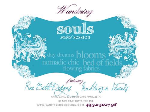 wandering souls mini session