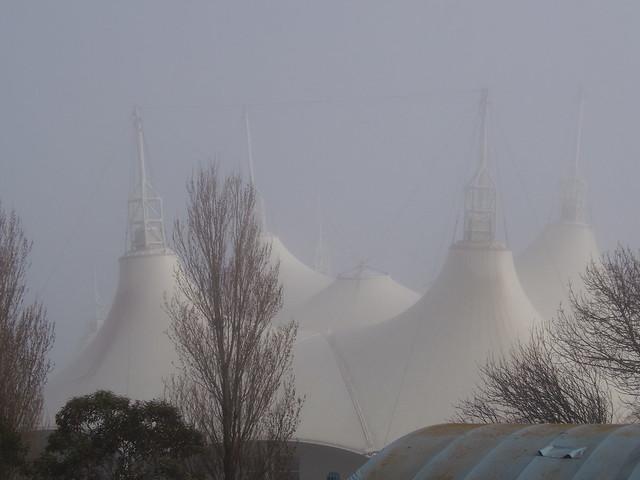 The mist @ ATP Minehead 3/11/12
