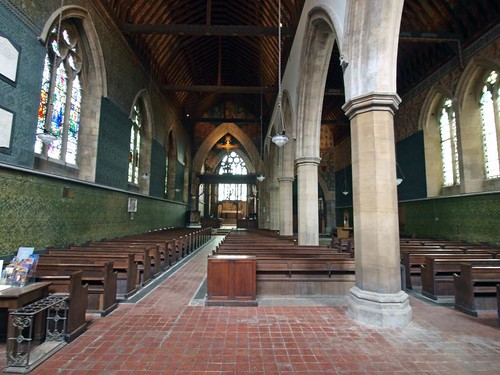 Nave & south aisle looking east (1)