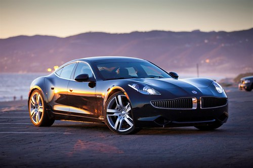 fisker karma la 1 re voiture lectrique de luxe e luxe. Black Bedroom Furniture Sets. Home Design Ideas