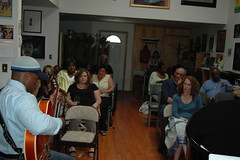 Terrance Brewer and the Audience