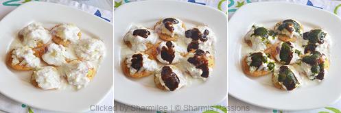 Dahi Papdi Chaat Recipe - Step2