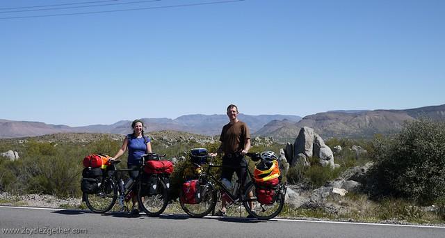 Hwy 3, Riding to San Felipe