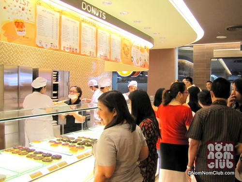 J.CO SM Megamall Branch
