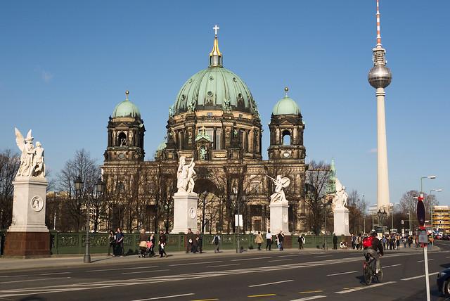 Berlin day 1