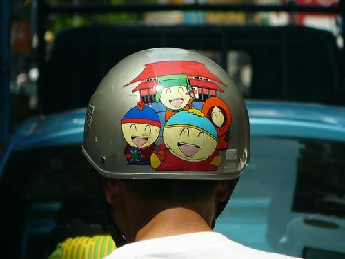 South park helmet