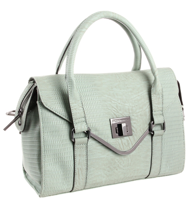 bcbg mint green bag
