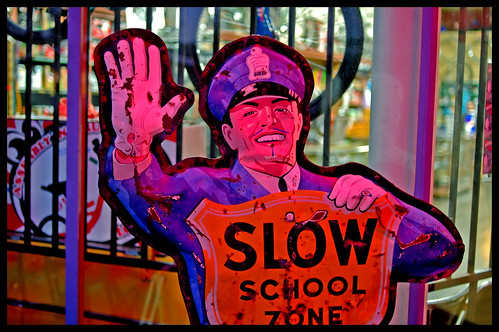 ~ Slow Down For School Zone ~