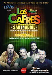 Reggae Party 2012 con Los Cafres - Fiesta de Inicio de Clases