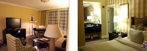 Suite at Raphael Hotel