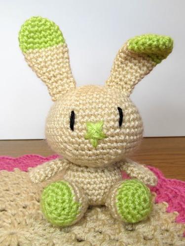 Dip-Dyed Bunny 1