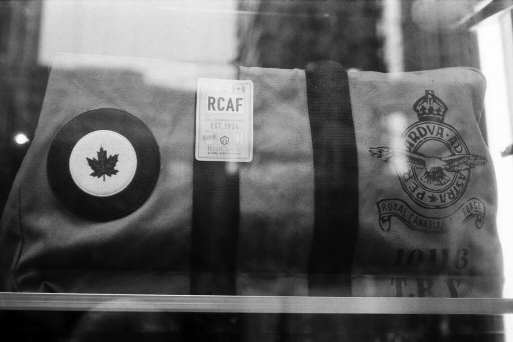 RCAF Duffle