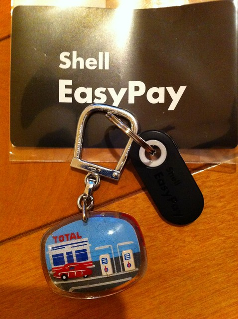 Shell Easy Pay
