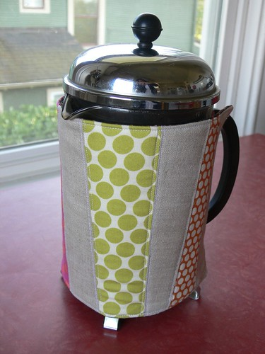 Tutorial: French Press Cozy