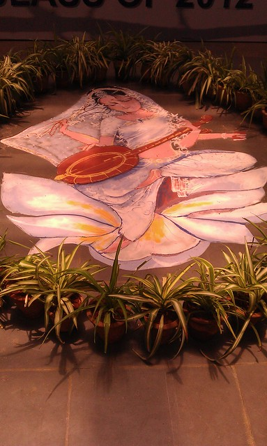 Rangoli at a new peak