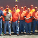 """Go Orange Day"" at VDOT"