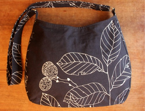 Maria's bag - back