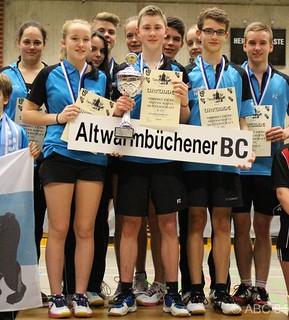 15./16.03.2014 Norddeutsche Mannschaftsmeisterschaft U15 Isernhagen