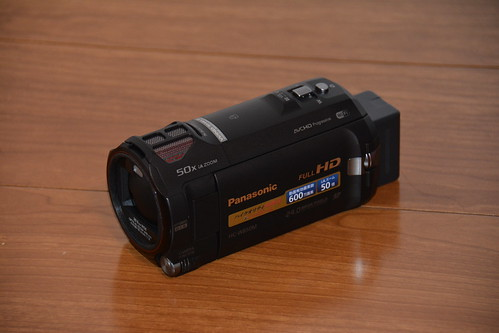Panasonic HC-W850M