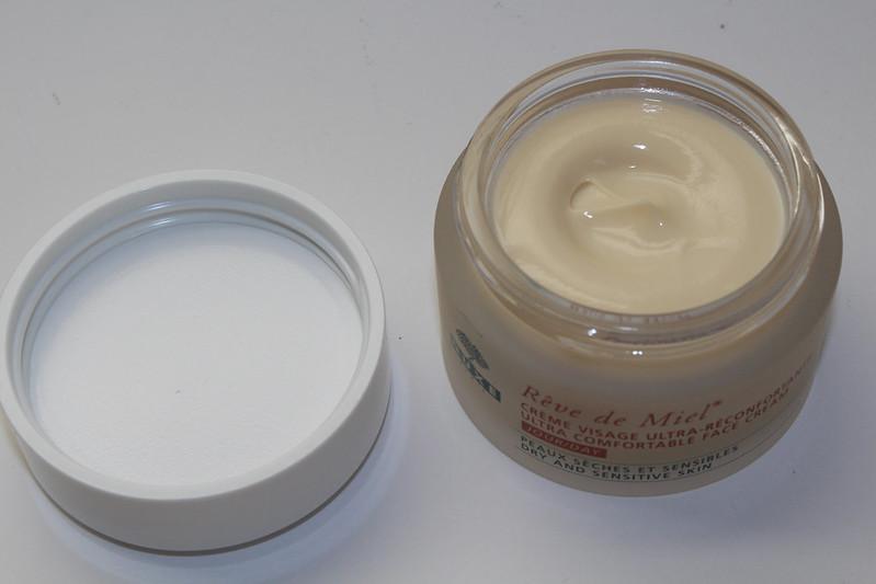 Nuxe Reve de Miel ultra comfortable face cream
