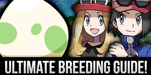 Pokemon X and Y - How to become the Ultimate Breeding Guide