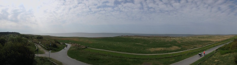 P4300317 Pano Cuxhaven Llanura de Mareas Unesco Alemania