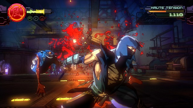 Yaiba Ninja Gaiden Z - Screenshot 1