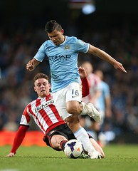 City 2-2 Sunderland: Match action