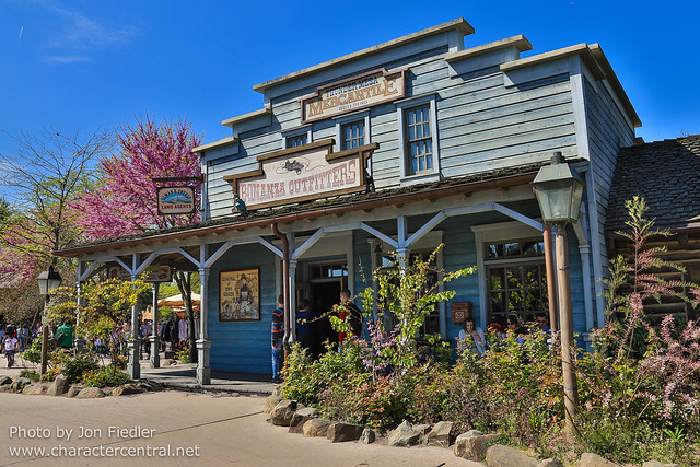 DLP April 2014 - Spring in Frontierland