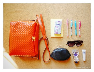 What's in my bag? Easter edition with spring and Dutch touch -)