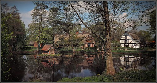 Cloppenburg - open air museum - lower saxony