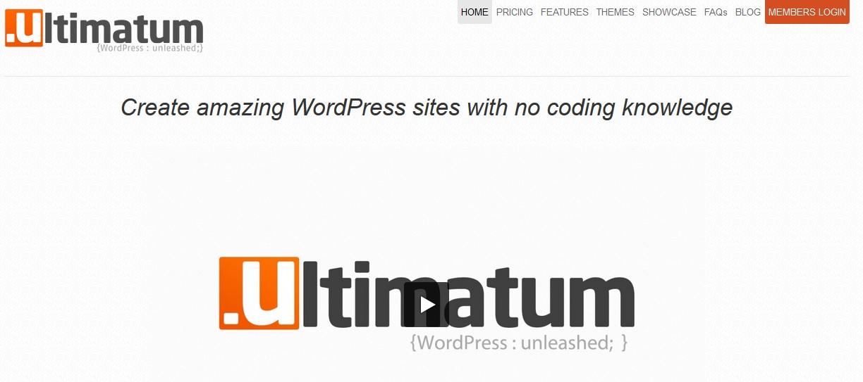 ultimatum-theme-review