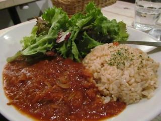Ain Soph - Mushroom Hayashi Rice