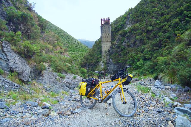 Siberia Gully Rimutaka Cycle Trail