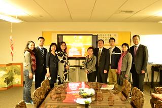 May 06 '16 Beijing Jiaotong University Delegates