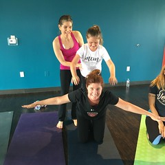 Rainbow Kids Yoga Texas 2016