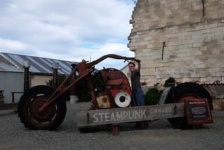 Steampunk Museum, Oamaru