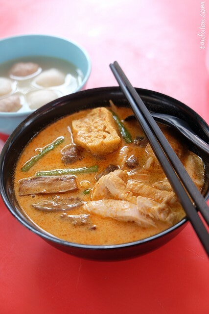 Alor Corner Curry Mee (6)