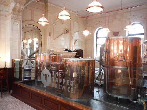 Microbrewery in The Sheffield Tap
