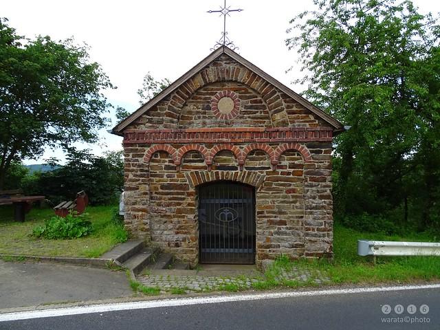 Mosel -der Fluss >  Moselkern - Kapelle an der K 33