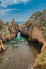 Algarve Bucht Lagos