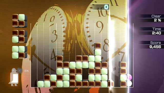 "Lumines ES: ""Superstar"""