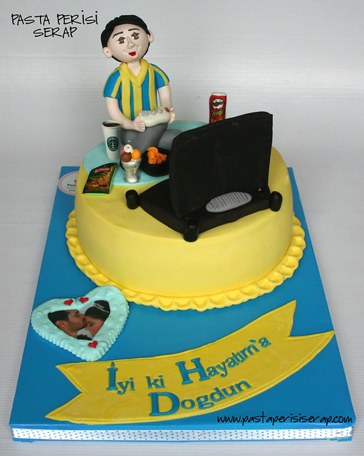PLAYSTATİON CAKE