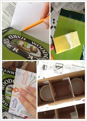Quick Craft: Art Supply Caddy