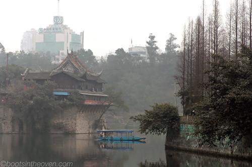 王爷庙 (Wangye Temple) view