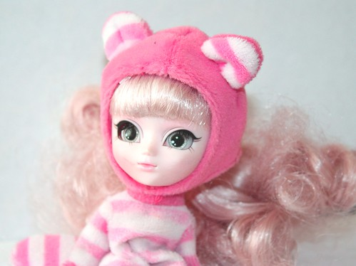 2/52- Little Pullip Cheshire (ADAW) by Among the Dolls